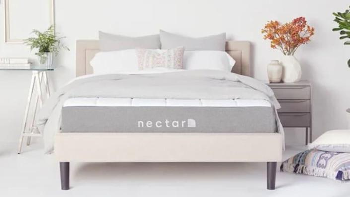 Give your bedroom a makeover with this stellar Nectar deal.