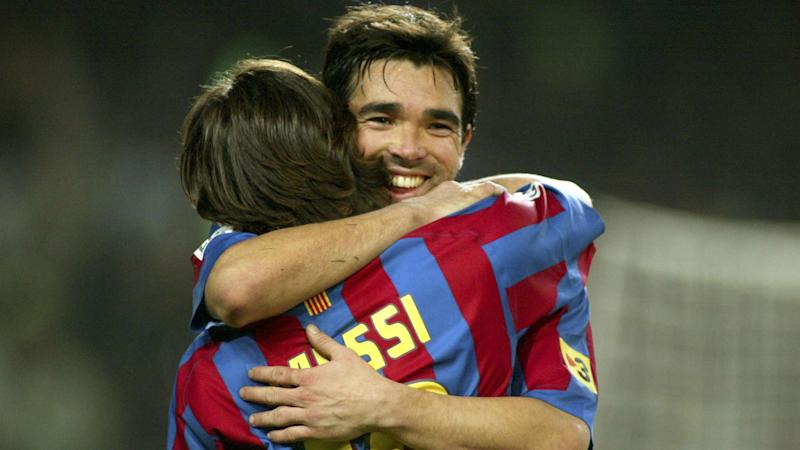 Deco: I can't imagine a Barca without Messi but it can happen