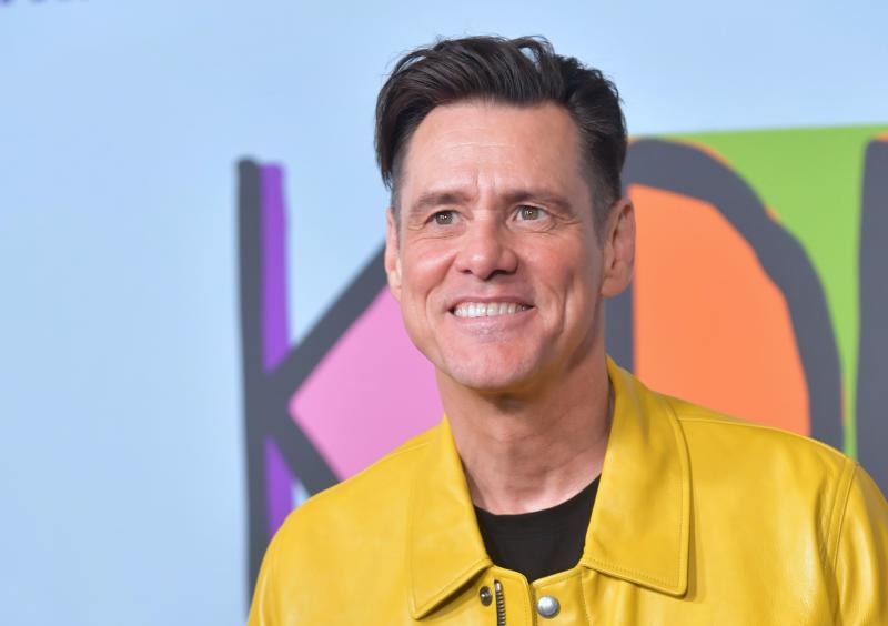 Jim Carrey Is In An Internet Feud With Mussolini's Granddaughter