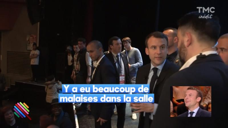 FRANCE 2017-Le Pen (26,5%) devance Macron (25%) et Fillon (19%)-Ifop