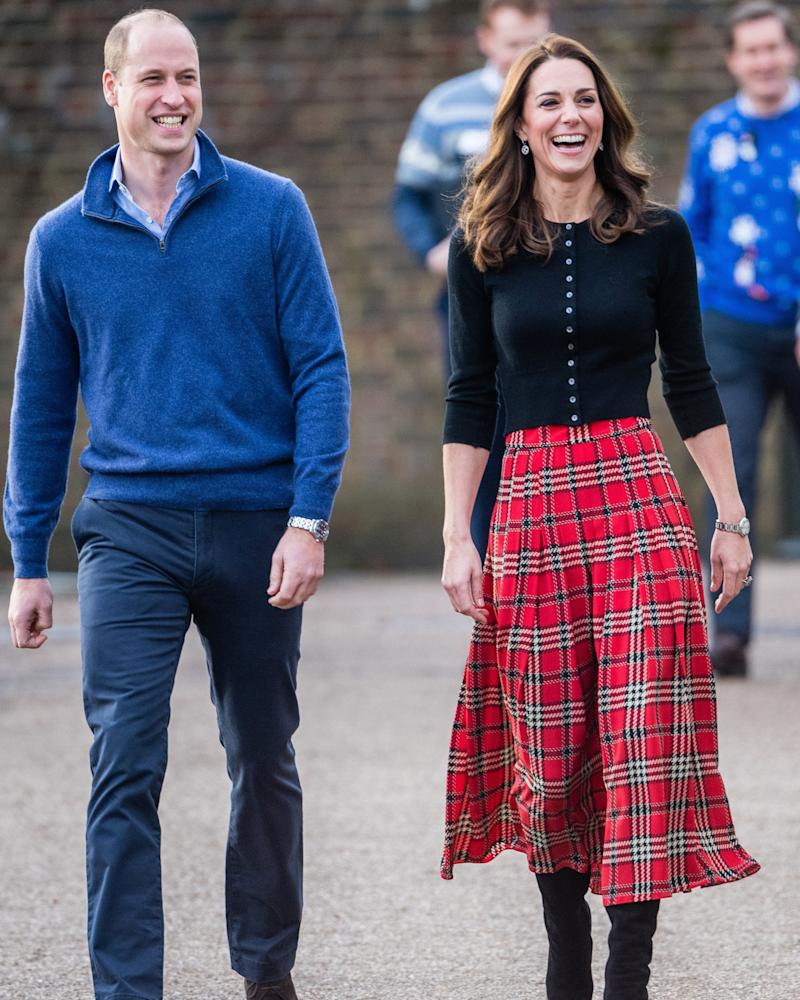 Kate Middleton and Prince William's Christmas Card—Featuring the Royal Children—Isn't What We Expected
