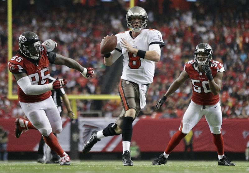 Short week another challenge for winless Bucs
