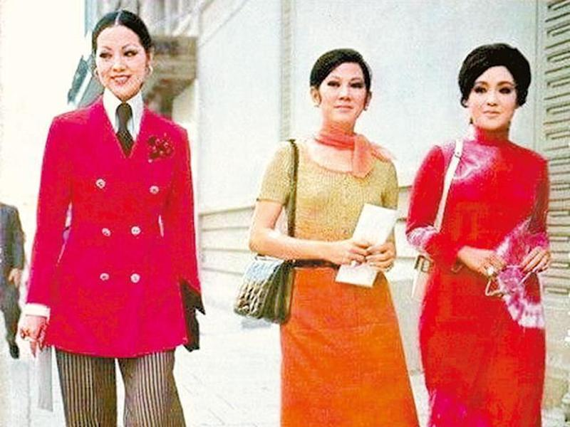 Lily ho and ivy ling saddened by li chings passing altavistaventures Choice Image