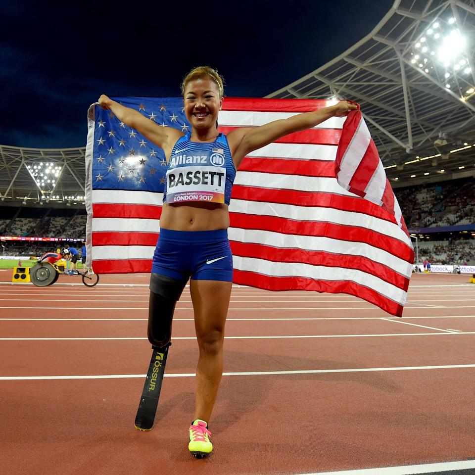 5 Things You May Not Know About Paralympic Athlete and Commentator Scout Bassett