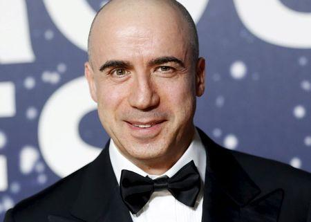 File photo of Yuri Milner arriving on the red carpet during the second Annual Breakthrough Prize Awards in Mountain View