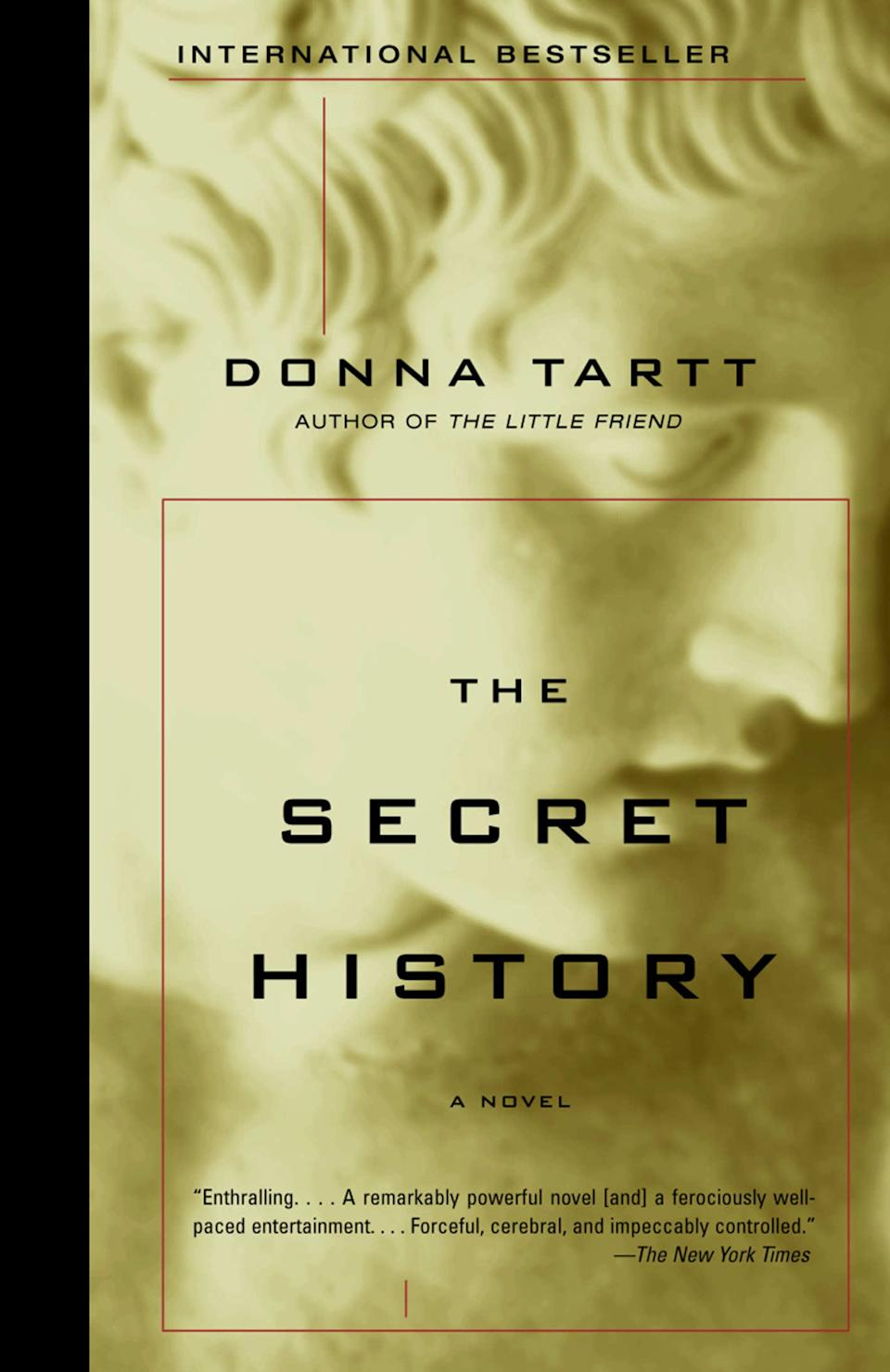 Donna Tartt has published only three novels in 20 years.