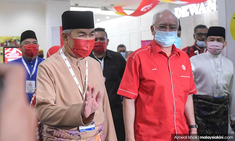 Umno Youth to Zahid: Don't let hypocrites represent the party