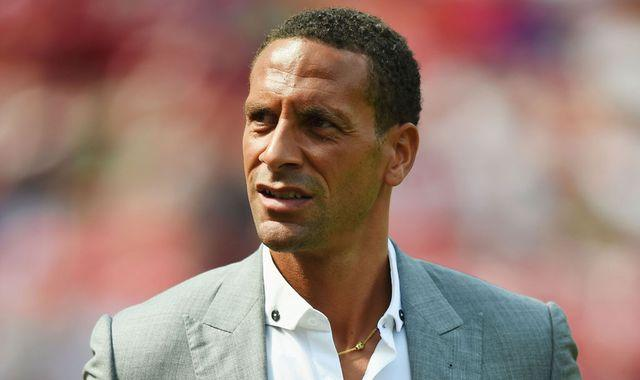 Rio Ferdinand gets six-month driving ban after being caught speeding