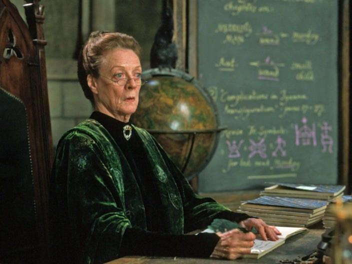 McGonagall desk