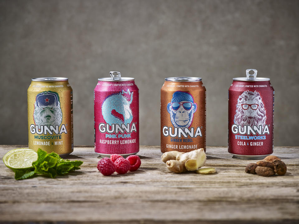 GUNNA Drinks is among the companies to secure Future Fund backing. (GUNNA Drinks)