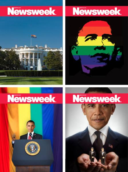 obama gay cover up