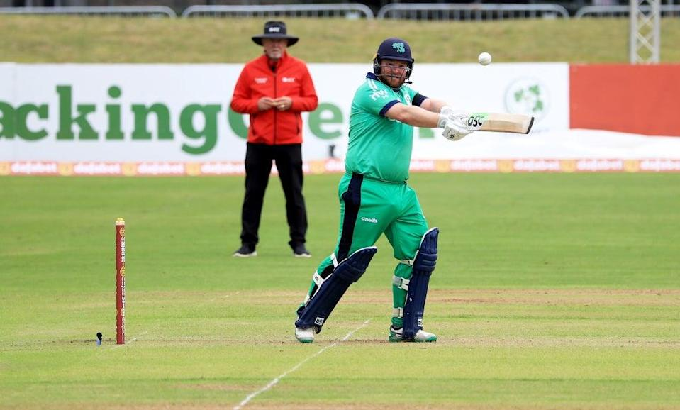 Paul Stirling is ready to help Ireland make their mark on the world stage again (Donall Farmer/PA) (PA Wire)