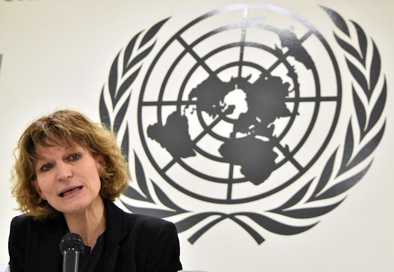 Agnes Callemard is the UN special rapporteur on extrajudicial, summary or arbitrary executions