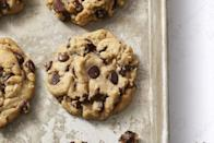 "<p>Just because your mom follows a vegan diet doesn't mean she can't indulge in chocolate chip cookies. This recipe uses vegan butter for a result that's simply delicious. </p><p><em><a href=""https://www.goodhousekeeping.com/food-recipes/dessert/a30172161/vegan-chocolate-chip-cookies-recipe/"" rel=""nofollow noopener"" target=""_blank"" data-ylk=""slk:Get the recipe for Vegan Chocolate Chip Cookies »"" class=""link rapid-noclick-resp"">Get the recipe for Vegan Chocolate Chip Cookies »</a></em></p>"