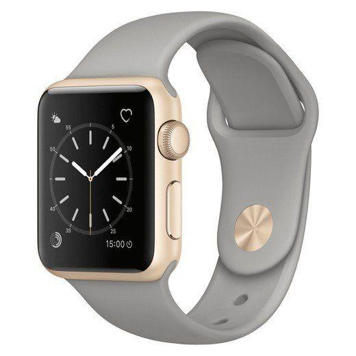 "Full price: $250<br /><a href=""https://www.target.com/p/apple-174-watch-series-1-38mm-aluminum-case-sport-band/-/A-52782530"" target=""_blank"">Sale price: $180</a>"