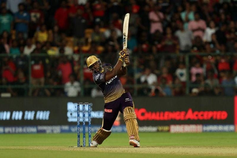 Andre Russell was at his devastating best this season with the bat (Pic courtesy - BCCI/iplt20.com)