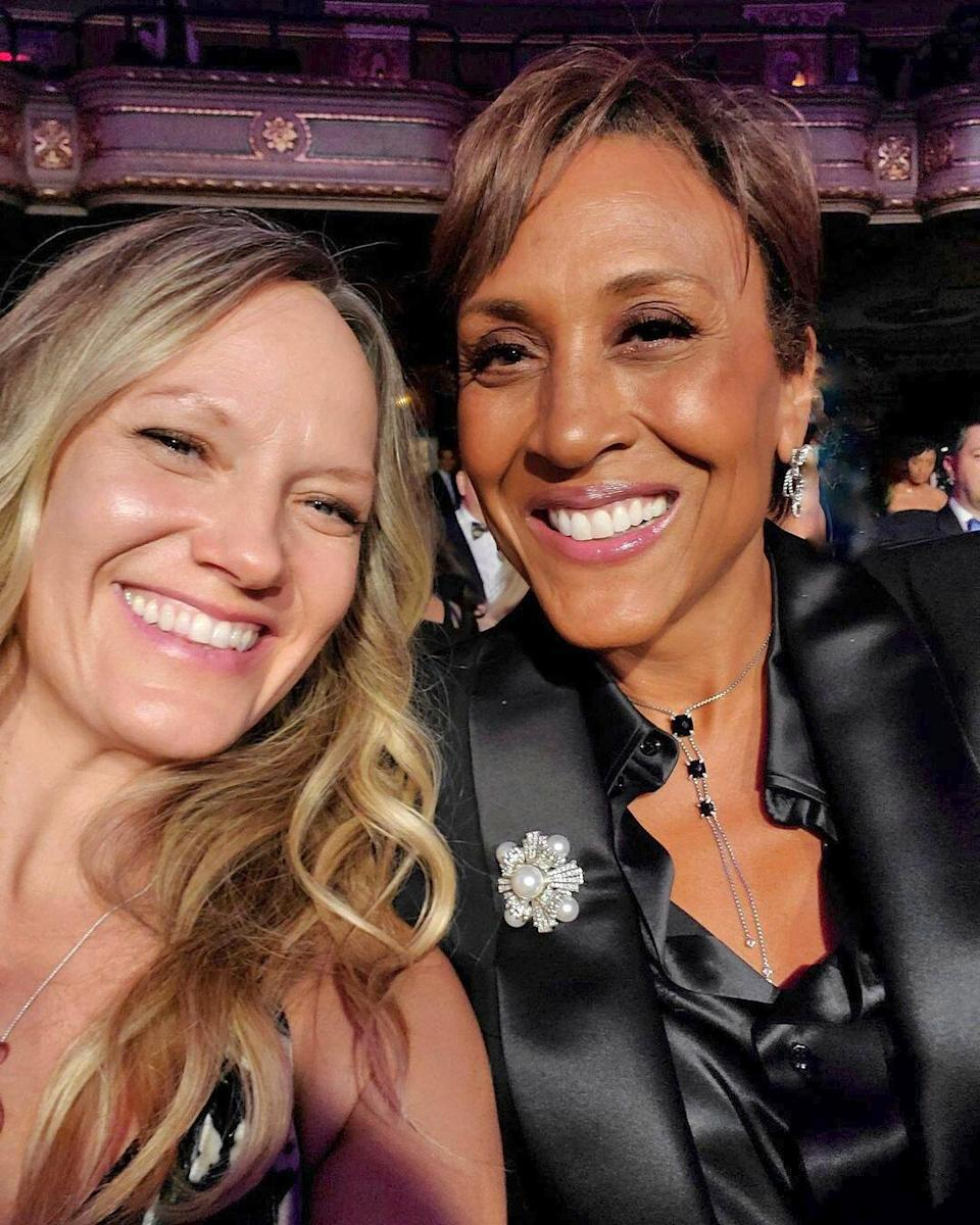 Robin Roberts On Weathering The Pandemic With Partner Amber Laign We Ve Never Been Stronger
