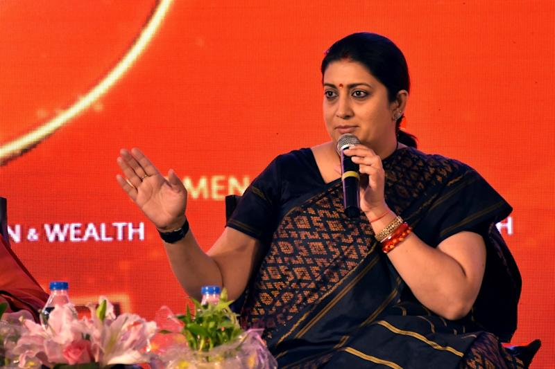 Watch: One DU student apologises after 4 of them were arrested for 'stalking' Union minister Smriti Irani