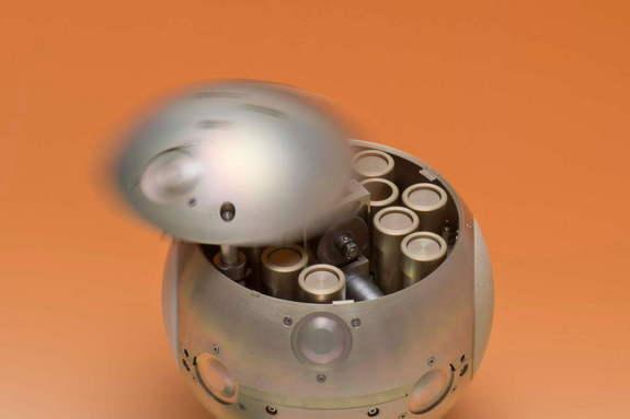 European Space Ball Could Bring Mars Samples to Earth (Video)