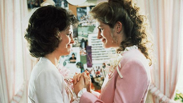 Sally Field and Julia Roberts in 'Steel Magnolias'
