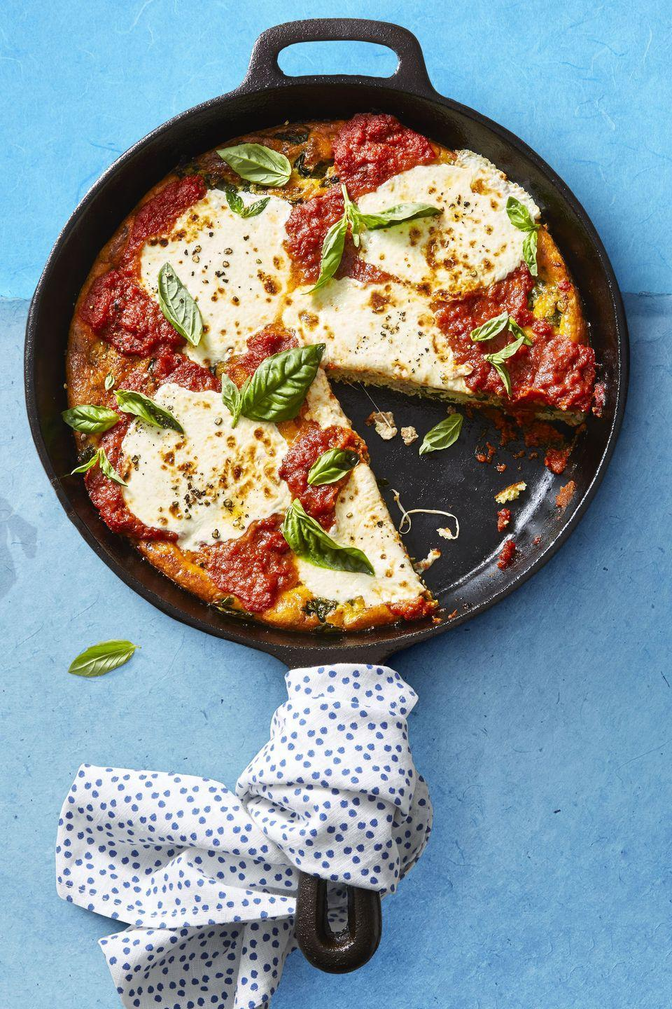 """<p>This saucy, cheesy frittata is so good that dad won't even notice the kale. </p><p><em><a href=""""https://www.goodhousekeeping.com/food-recipes/easy/a46937/tuscan-sausage-and-kale-frittata-recipe/"""" rel=""""nofollow noopener"""" target=""""_blank"""" data-ylk=""""slk:Get the recipe for Tuscan, Sausage, and Kale Frittata »"""" class=""""link rapid-noclick-resp"""">Get the recipe for Tuscan, Sausage, and Kale Frittata »</a></em> </p>"""