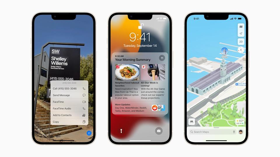 iOS 15 adds all the little missing features