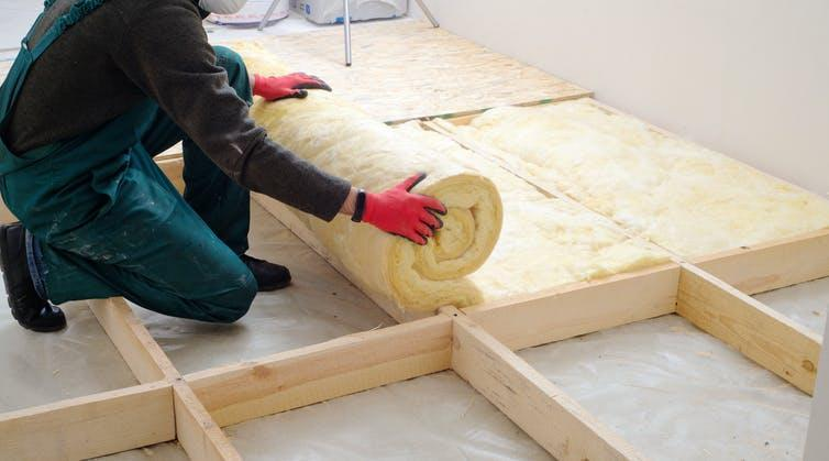 """<span class=""""caption"""">Insulating your roof means you make the most of your heating.</span> <span class=""""attribution""""><span class=""""source"""">Serhii Krot/Shutterstock</span></span>"""