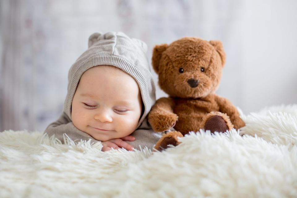 This year's most popular baby names so far have been released [Photo: Getty]