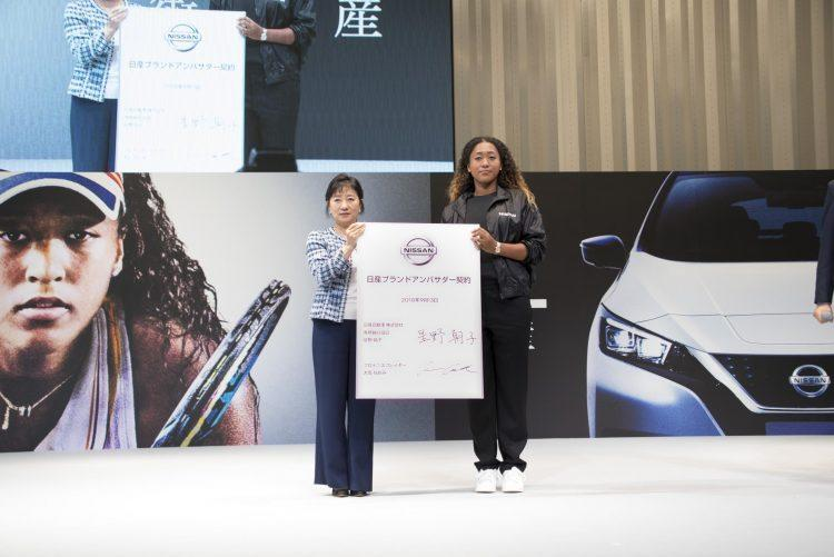 After controversial US Open, Naomi Osaka joins Nissan as brand ambassador