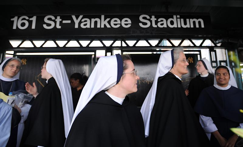 The Fact That Baseball Nun Isn't the MVP of Every Game Is an Unforgivable Sin