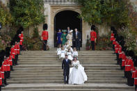 <p>When we caught a glimpse of the decor and brides everywhere took to Pinterest to plan their Fall wedding. </p>