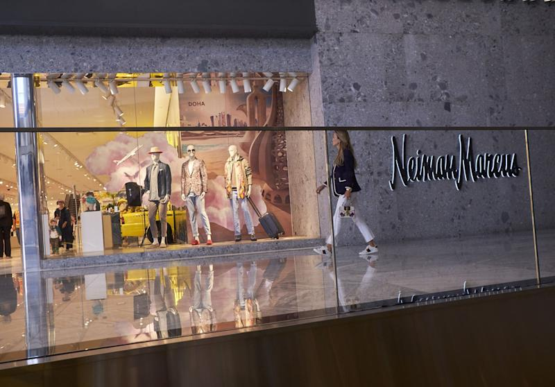 Neiman Marcus Bankruptcy Ends, Marked by Arrest of Nemesis