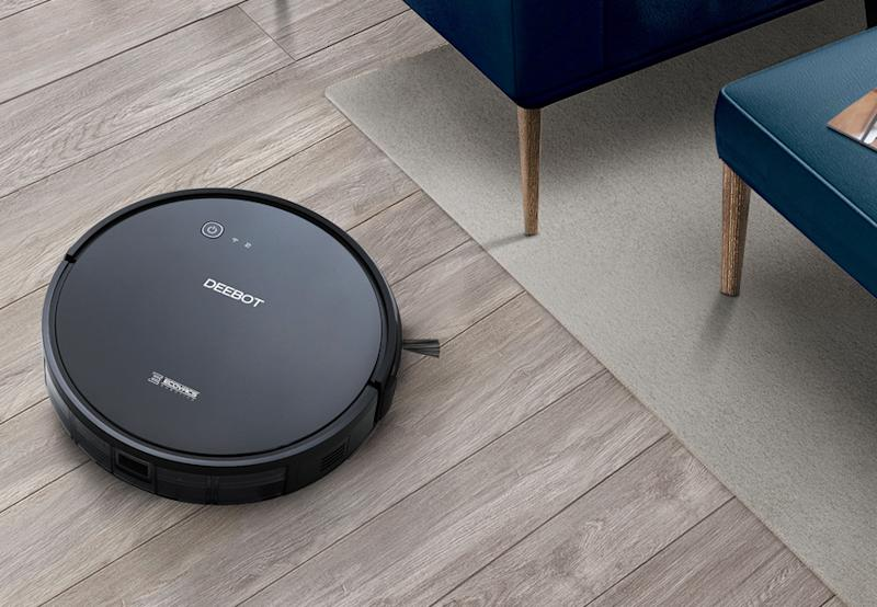 Pick up an ECOVACS DEEBOT and get a free Echo Dot! (Photo: Amazon)