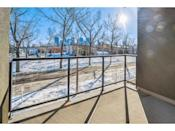 <p><span>616 3 Avenue Northwest, Calgary, Alta.</span><br> You can also get a little closer to nature by relaxing on one of the home's two balconies.<br> (Photo: Zoocasa) </p>