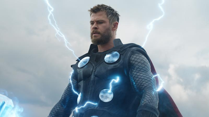 Chris Hemsworth played Thor once again in 'Avengers: Endgame'. (Credit: Marvel)