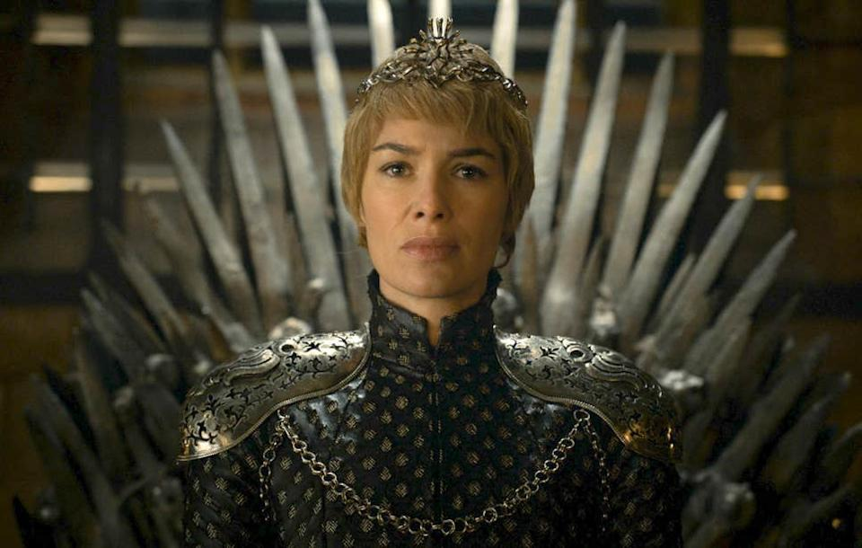 Lena Headey as Cersei Lannister in Game of Thrones (Credit: HBO)