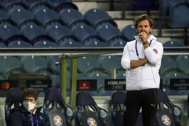 Andre Villas-Boas's Marseille were well beaten by Porto and have now lost 12 consecutive matches in the Champions League
