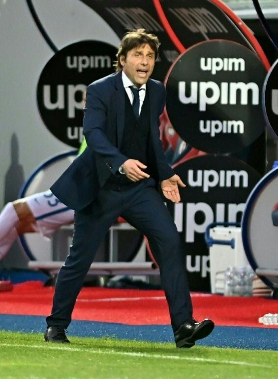 Antonio Conte had coached seven clubs and the Italy national side.