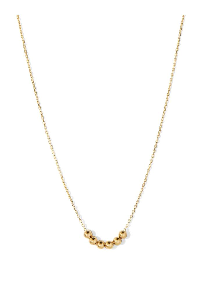 """<p>Beloved by influencers and editors alike, this direct-to-consumer company offers fine handcrafted pieces you'll never want to take off, for less than traditional retailers.</p> <p><strong>Buy it!</strong> """"Bold Spheres"""" 14k gold Necklace $180; <a href=""""https://mejuri.pxf.io/c/249354/890344/12305?subId1=PEOIntroducingPEOPLEsProductsWorththeHypein2021khogan1271StyGal12821774202107I&u=https%3A%2F%2Fmejuri.com%2Fshop%2Fproducts%2Fbold-spheres-necklace"""" rel=""""sponsored noopener"""" target=""""_blank"""" data-ylk=""""slk:mejuri.com"""" class=""""link rapid-noclick-resp"""">mejuri.com</a></p>"""