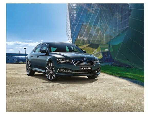 The new SKODA SUPERB L&K