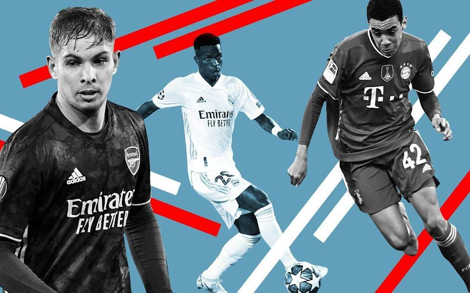 Project 2000: The latest update in our definitive list of Europe's 30 best young players