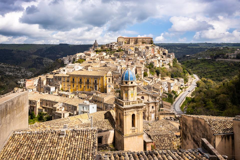 Sicily's proposed subsidised travel plan is the most generous to international travelers - getty