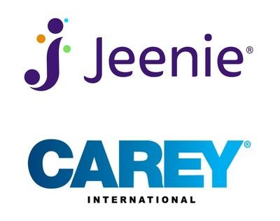 Carey and Jeenie team up to offer worldwide travelers real-time HUMAN translation services.