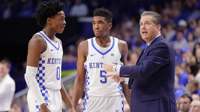Wichita State and Kentucky in a big NCAA Tournament second-round matchup? Well, this sounds familiar.
