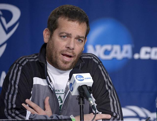 Manhattan places Steve Masiello on leave while his degree status at Kentucky is reviewed