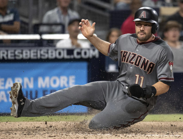 A.J. Pollock will be 31 on opening day, and he hasn't played a full season since 2015. (AP)