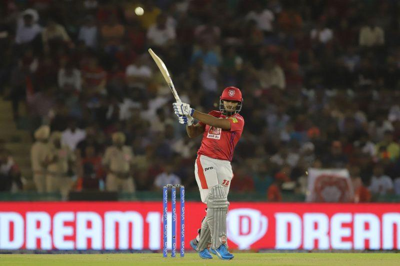 Nicholas Pooran played a decent brand of cricket for KXIP
