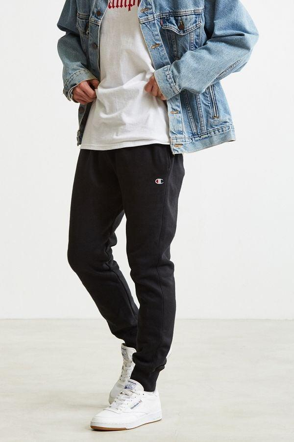 <p>These <span>Champion Reverse Weave Jogger Pant</span> ($50) are definitely the acceptable way to wear sweatpants out of the house.</p>