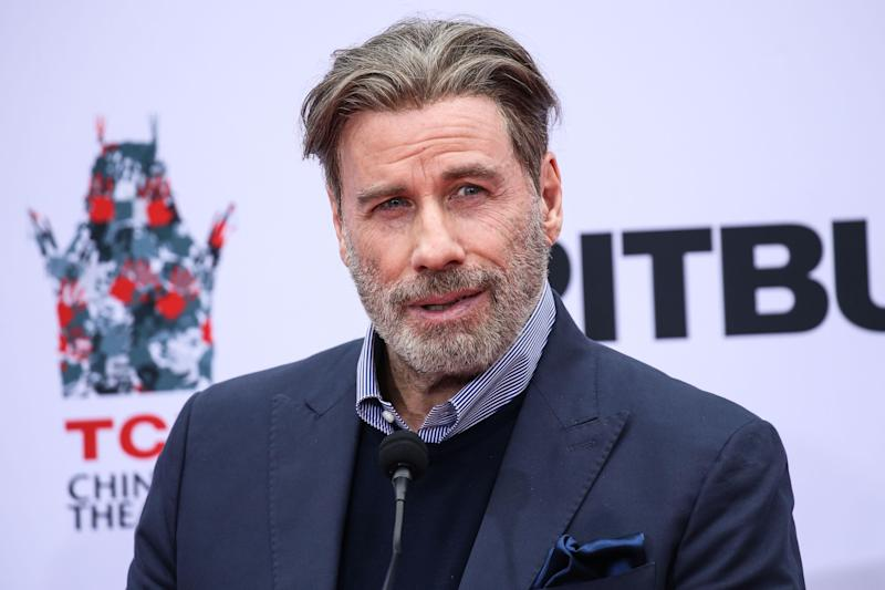 ***ARQUIVO***HOLLYWOOD, EUA, 14.12.2018: Ator americano John Travolta durante evento em Hollywood (EUA). (Foto: Brazil Photo Press/Folhapress)