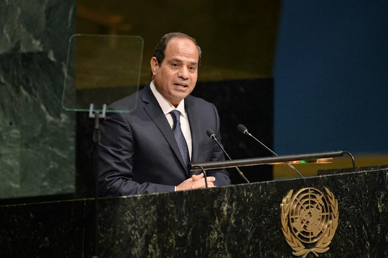 Abdel Fattah Al Sisi, the former army chief who ousted Morsi and then won presidential elections, had promised the parliamentary election as the last stage in a return to democracy